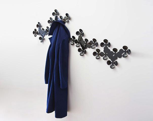 Cute Coat Hooks 20 cool and creative wall hook designs | bored panda