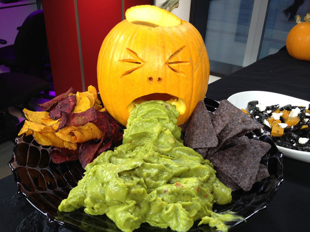20 delicious halloween food ideas that will disgust and terrify you bored panda for Idee deco voorgerecht