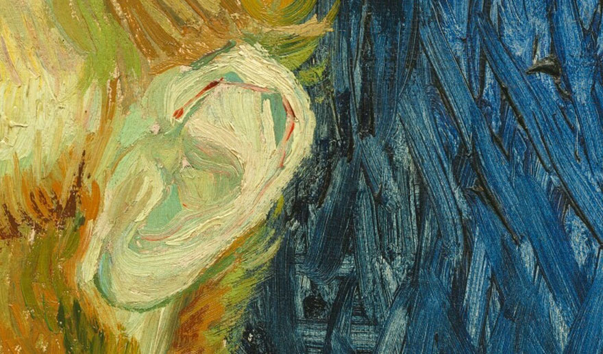 Incredible Close Ups Of Van Gogh S Paintings From Google Art