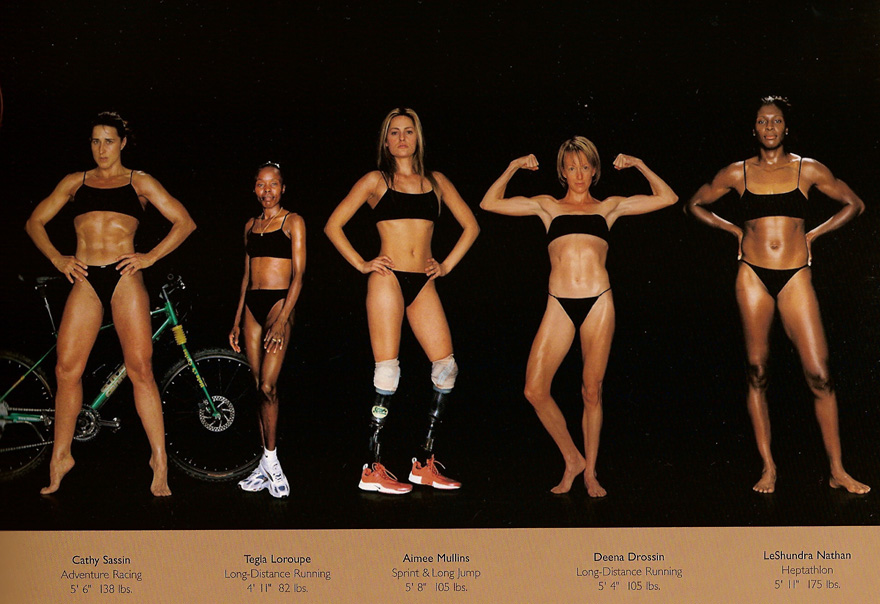 251c29f1e88 The Body Shapes Of The World s Best Athletes Compared Side By Side ...