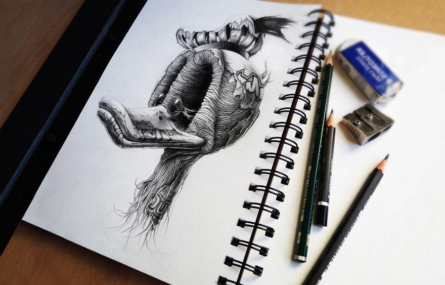 Pencil Drawings Disney Characters Drawing Art Ideas