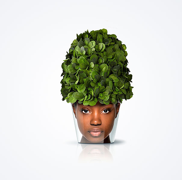 Pot Head Planters: Funny And Creative Flower Pots By GOOD!