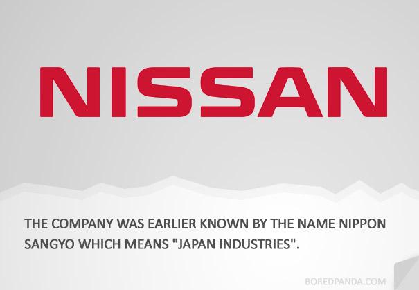 How Famous Companies Got Their Names? | Bored Panda