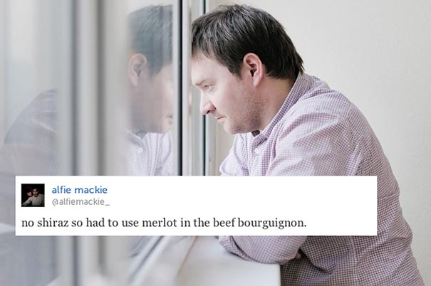 People Post Their Horrible First-World Problems on Twitter