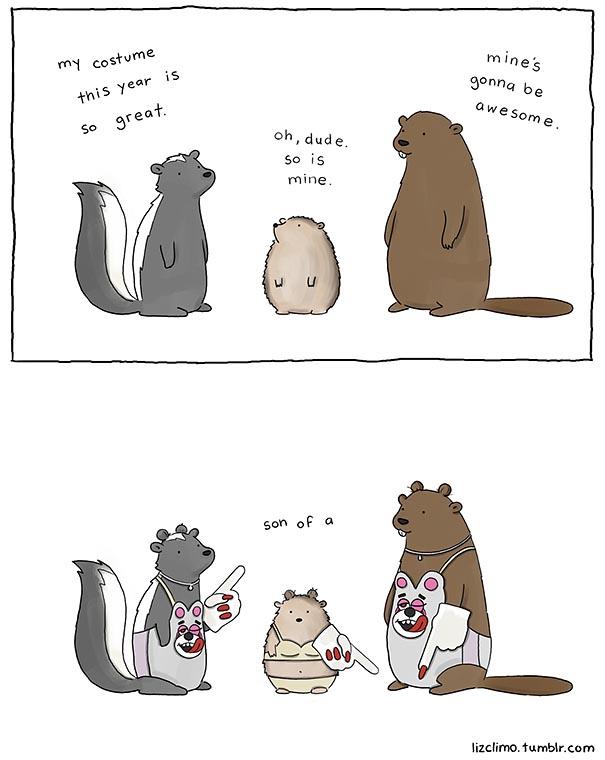 Back gt Gallery For Weird Cute Animals Cartoon