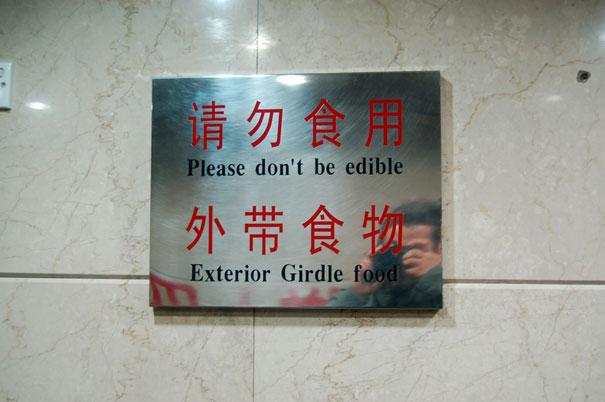 Please don't be edible via Bored Panda
