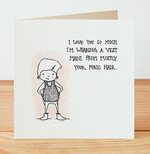 Creepily Cute Valentines Day Cards – Goofy Valentines Day Cards