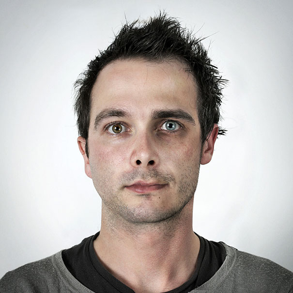 Genetic Portraits by Ulric Collette