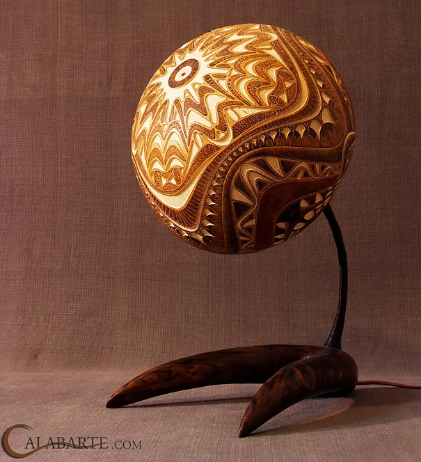If You Like These Exotic Lamps, Donu0027t Forget To Check Out 20 More Cool And  Creative Lamp Designs.