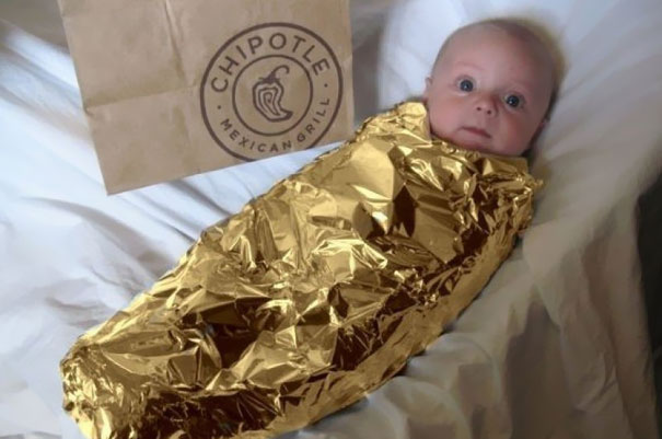 burrito baby - Where To Buy Infant Halloween Costumes