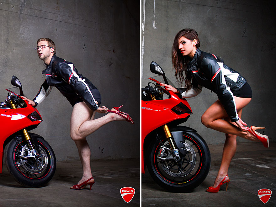 Viedofuck Photos Of Naked Men On Motorcycles