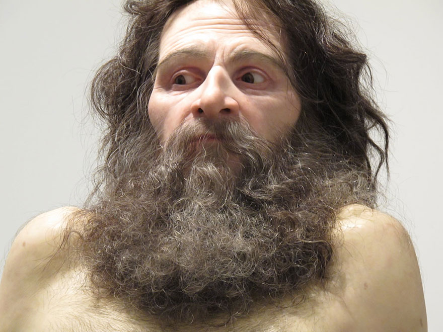 ron mueck wild man essay Hull as part of its stint as uk city of culture is presenting nude works of several internationally acclaimed artists including the artists spencer tunick, lucian freud and ron mueck.