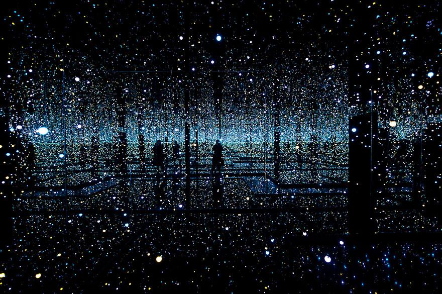 Yayoi Kusama S Infinity Mirrored Rooms
