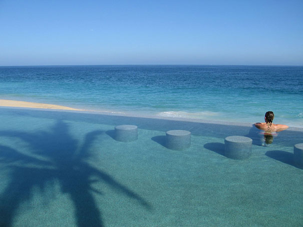 infinity pools. Infinity Pool In Los Cabos, Mexico Pools _