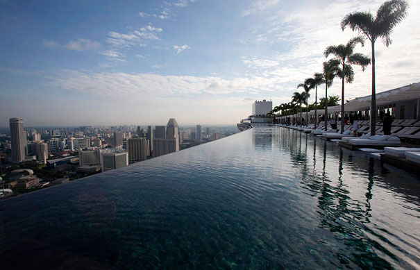 30 Amazing Infinity Pools Around The World | Bored Panda