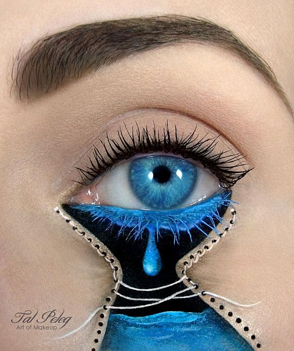Imaginative Makeup Art By Tal Peleg Bored Panda