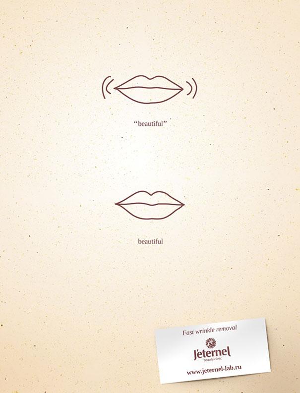 26 brilliant minimalist print ads bored panda