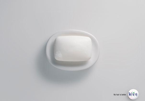 26 Brilliant Minimalist Print Ads