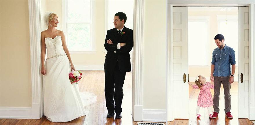 Krásny spôsob, akým otec a dcéra povedali zbohom svojej milovanej manželke/mame