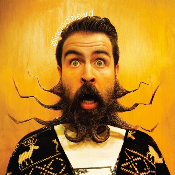Fantastic Mr Incredibeard Guy With A Thousand Beards Becomes Internet Schematic Wiring Diagrams Amerangerunnerswayorg