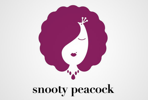 30 Clever Examples Of Negative Space Logos Bored Panda