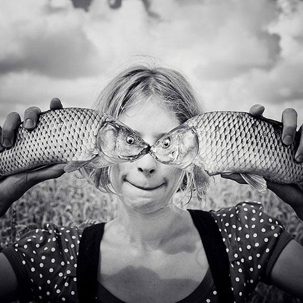 15 самых удивительных фото-иллюзий (фото)