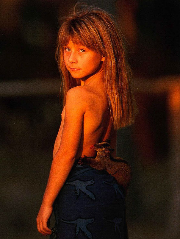 Real Life Mowgli: Girl Who Grew Up in the African Wildlife