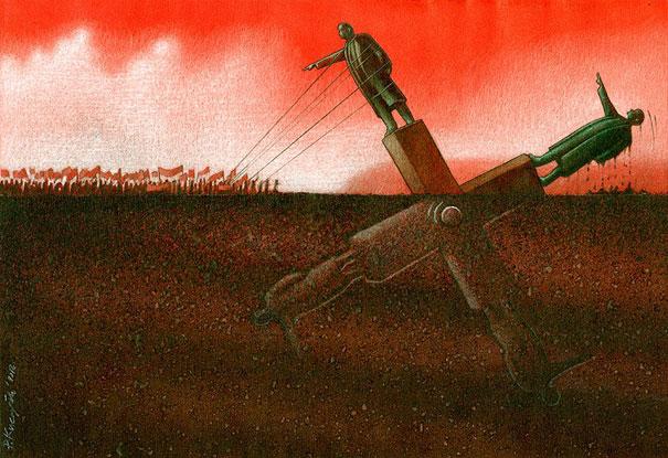 [Image: satirical-illustrations-pawel-kuczynski-2-9.jpg]