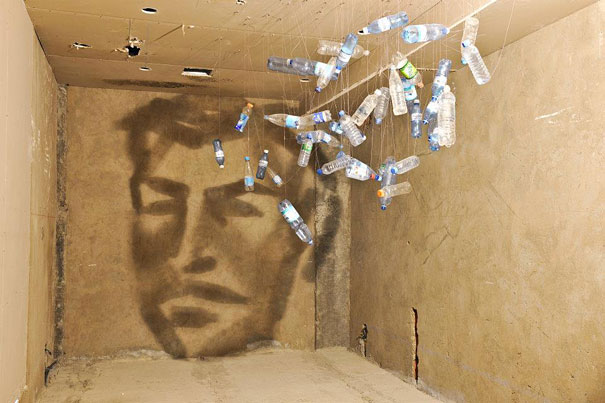Incredible Shadow Paintings by Rashad Alakbarov