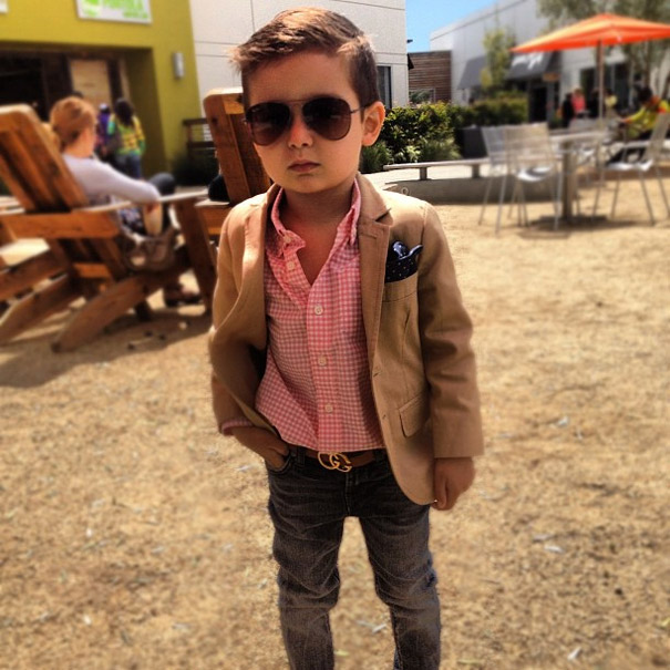 19 kids who probably dress better than you bored panda - Little Kid Pictures