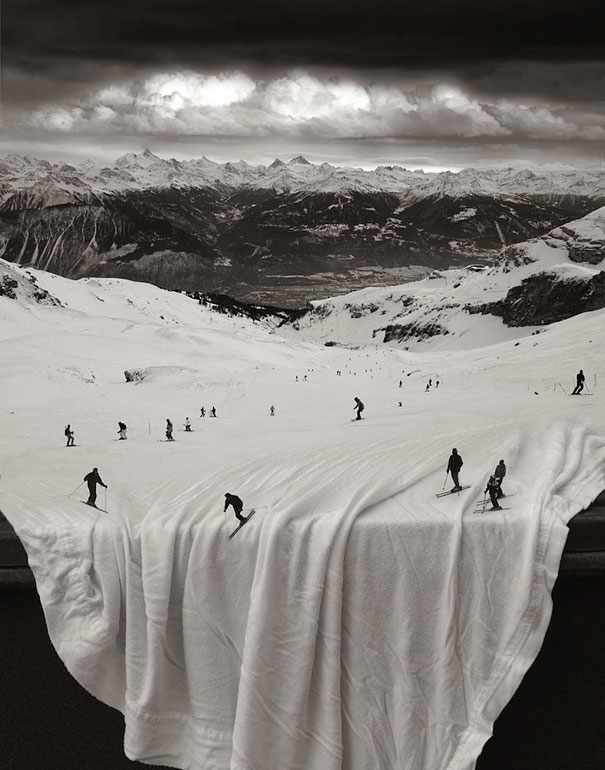 Surreal Photo Manipulations by Thomas Barbéy