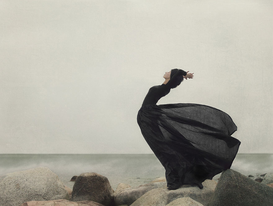 Surreal Photo Manipulations By Ex-Ballet Dancer Kylli Sparre