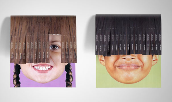 11 Clever and Creative Tear-Off Ads