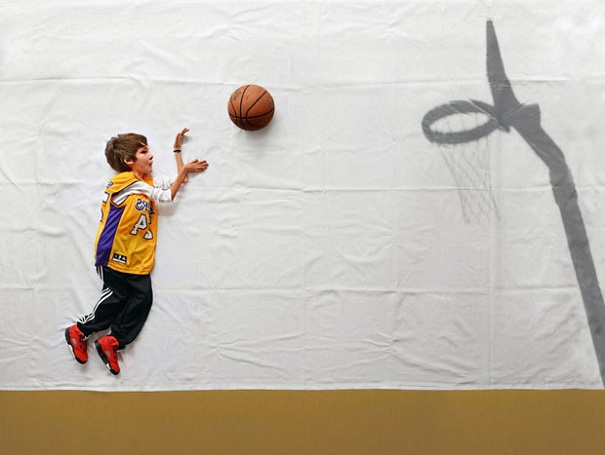 Little Boy's Dreams Come True With the Help of Photography
