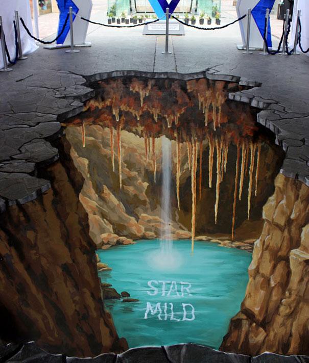 Street Chalk Art