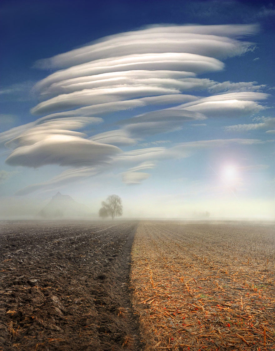Mind-Blowing Cloud Formations You Probably Haven't Seen ...