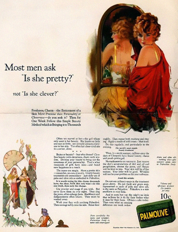 Were Ads Really This Offensive In Vintage Times?  |Banned Ads