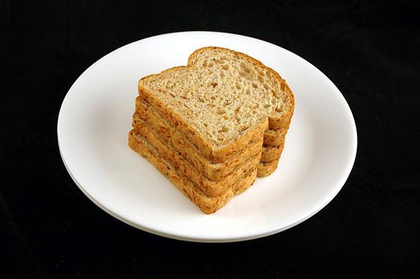 Flax Bread 90 Grams 3 17 Oz