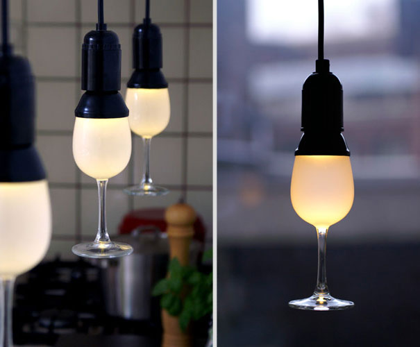 24 unique gift ideas for wine lovers bored panda for Cool wine bottle ideas