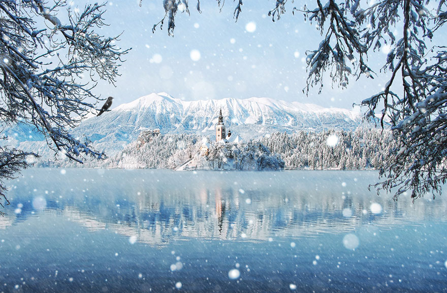 Breathtaking Photos Of Winter Landscapes Bored Panda - 30 wonderfully wintery scenes around world