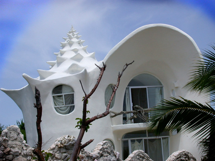 Real Architect Buildings top 33 world's strangest buildings (sorted4.520 visitors votes