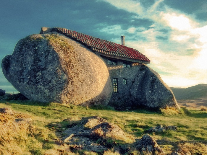 Top 33 Worlds Strangest Buildings Sorted By 4520 Visitors Votes