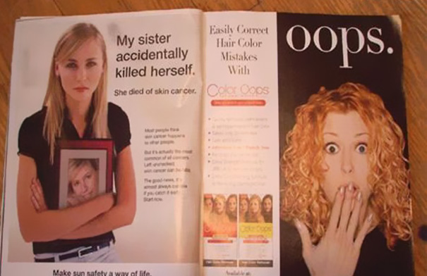 Worst Advertising Placement Fails Bored Panda - 24 worst advertising placement fails