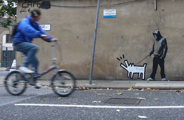 You Are Not Banksy by Nick Stern (Part II)